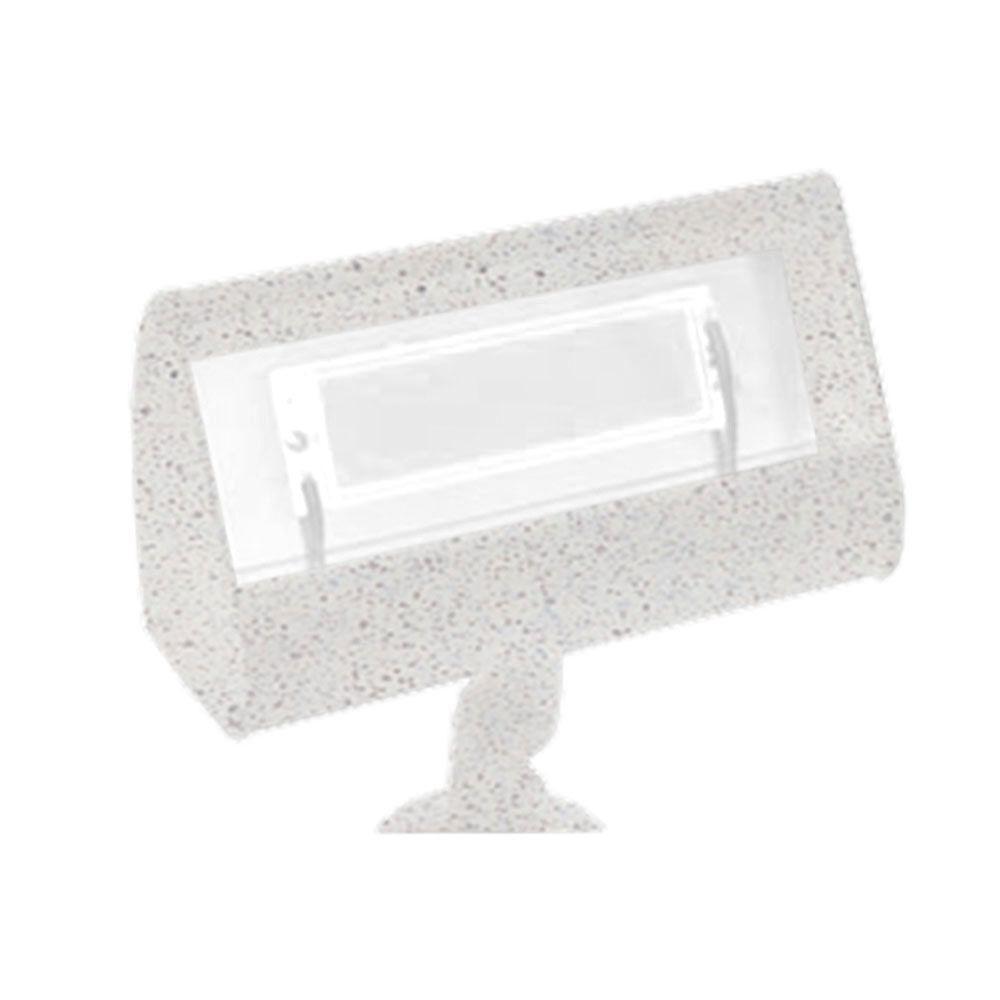 Filament Design Centennial 1-Light Outdoor LED Stucco Led Flood Light
