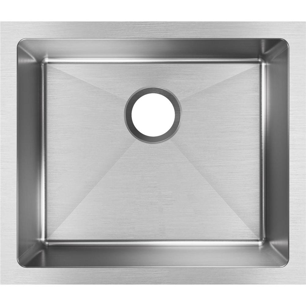elkay bathroom sinks elkay crosstown undermount stainless steel 22 in single 12781