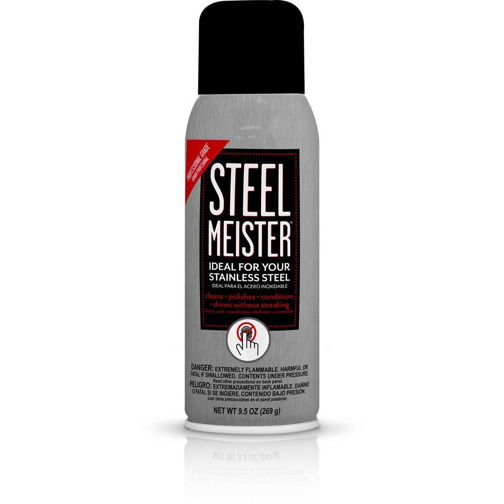 null 9.5 oz. Steel Meister