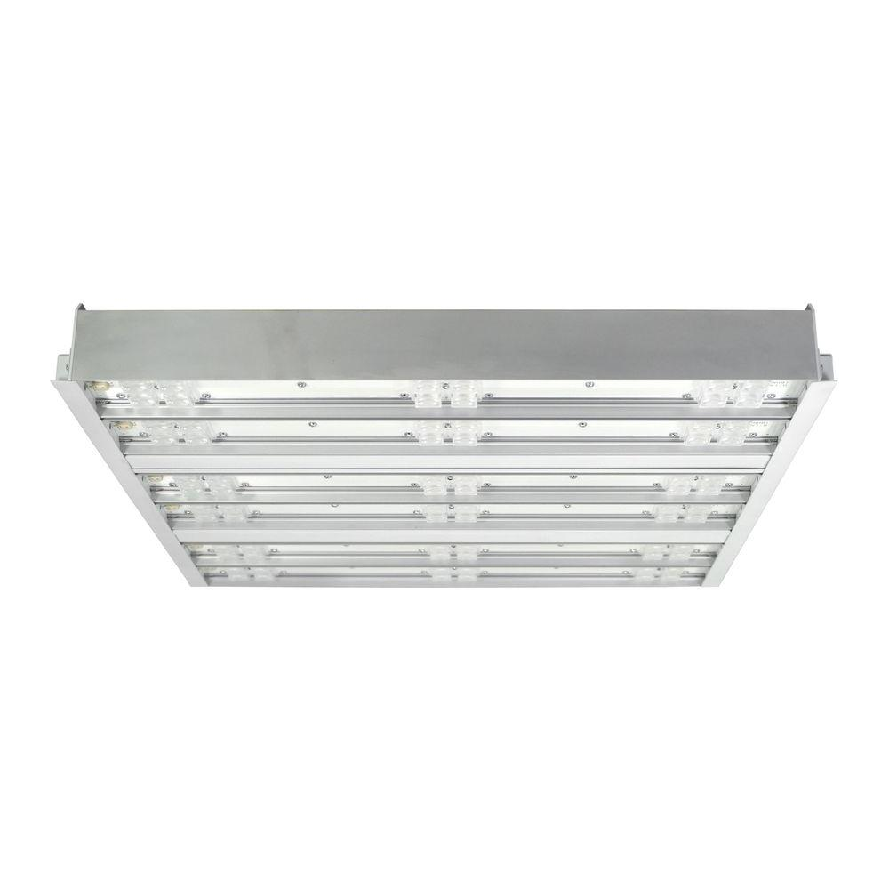 null MAXCOR HB1 6-Bar Modular LED High-Bay with 10 ft. Gripple Aircraft Cable