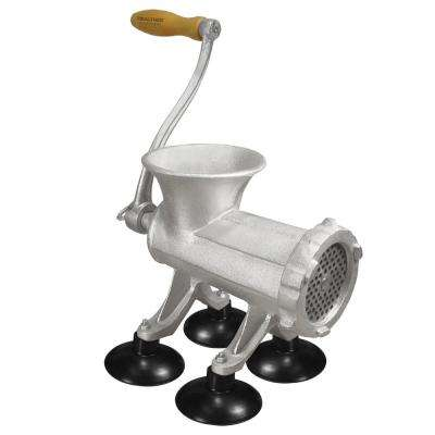 Manual Meat Grinder and Sausage Stuffer with Cover