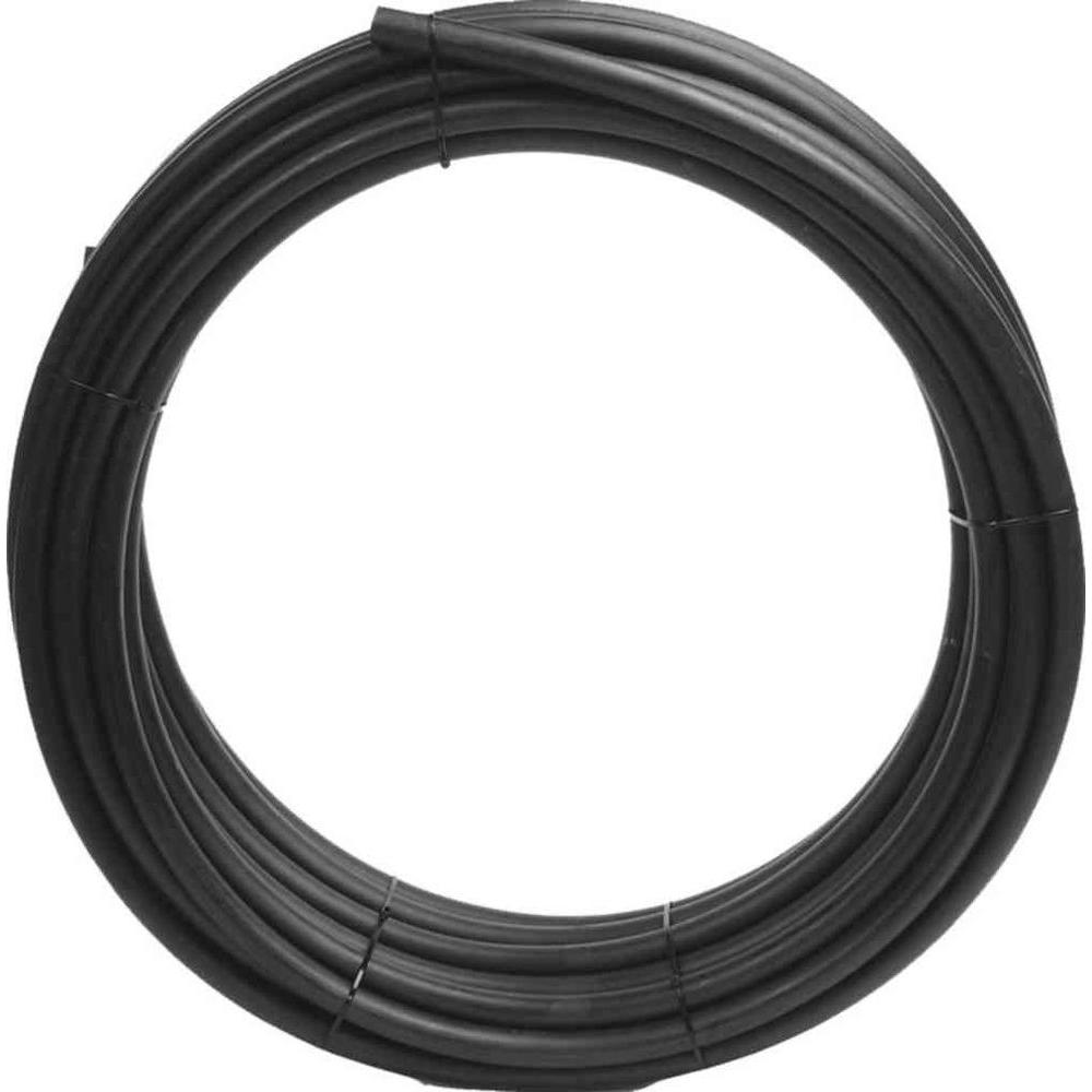 Advanced Drainage Systems 1-1/2 in. x 100 ft. IPS 80 PSI UTY Poly Pipe