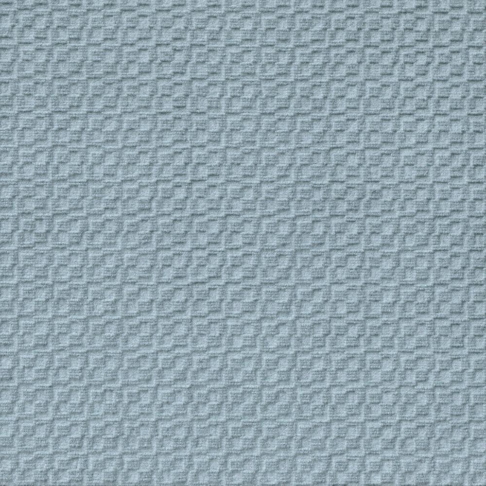 Premium Self-Stick First Impressions Metropolis Frozen 24 in. x 24 in. Carpet Tile (15 Tiles/60 sq. ft./Case)