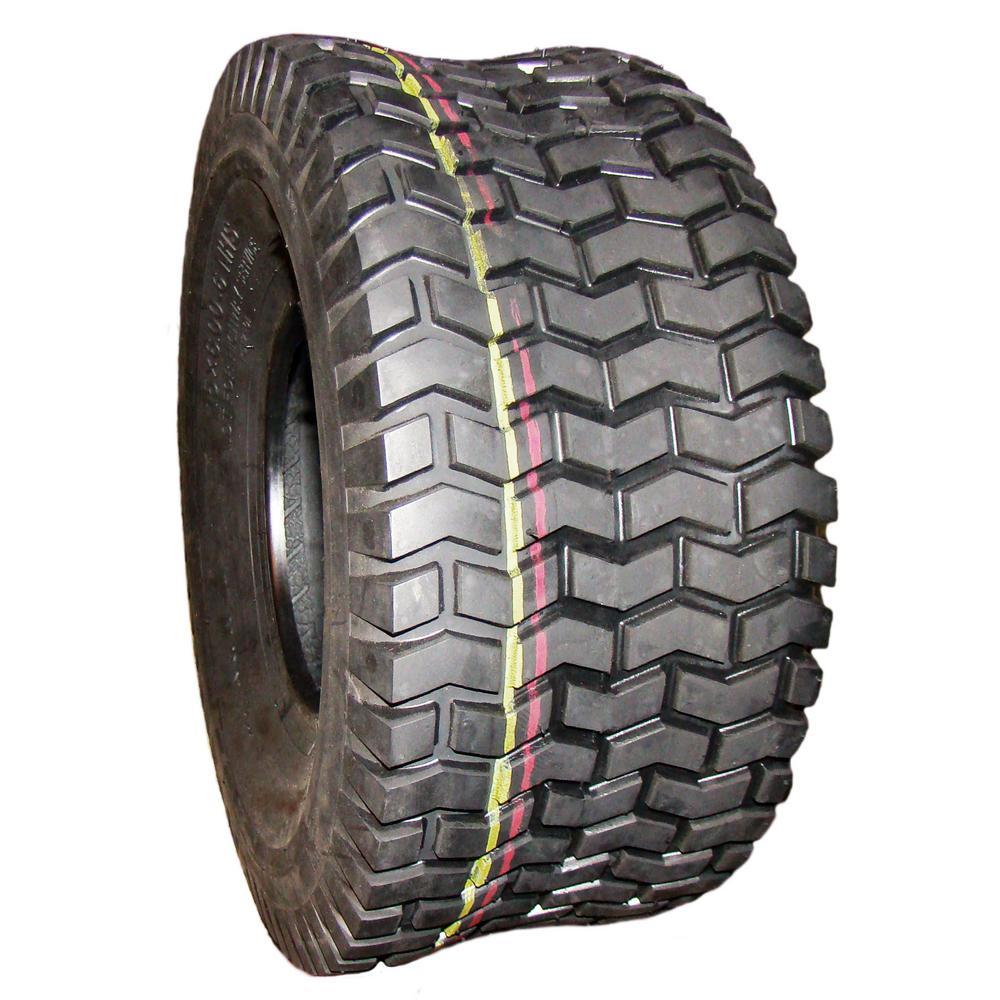 Hi Run Turf Saver 14 Psi 15 In X 6 6 In 2 Ply Tire