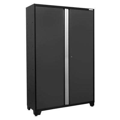 Bold 3 Series 77 in. H x 48 in. W x 18 in. D 24-Gauge Steel 48 in. Extra-Wide Locker in Gray