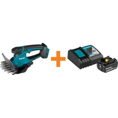 18-Volt LXT Lithium-Ion Cordless Grass Shear with Bonus 18-Volt 4.0Ah LXT Lithium-Ion Battery and Charger Starter Pack