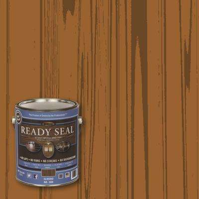 1 gal. Almond Ultimate Interior Wood Stain and Sealer