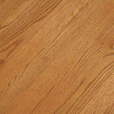 Take Home Sample - Bayport Oak Butterscotch Solid Hardwood Flooring - 5 in. x 7 in.
