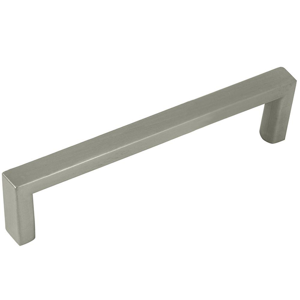 Cosmo 3-7/8 in. Brushed Satin Nickel Pull