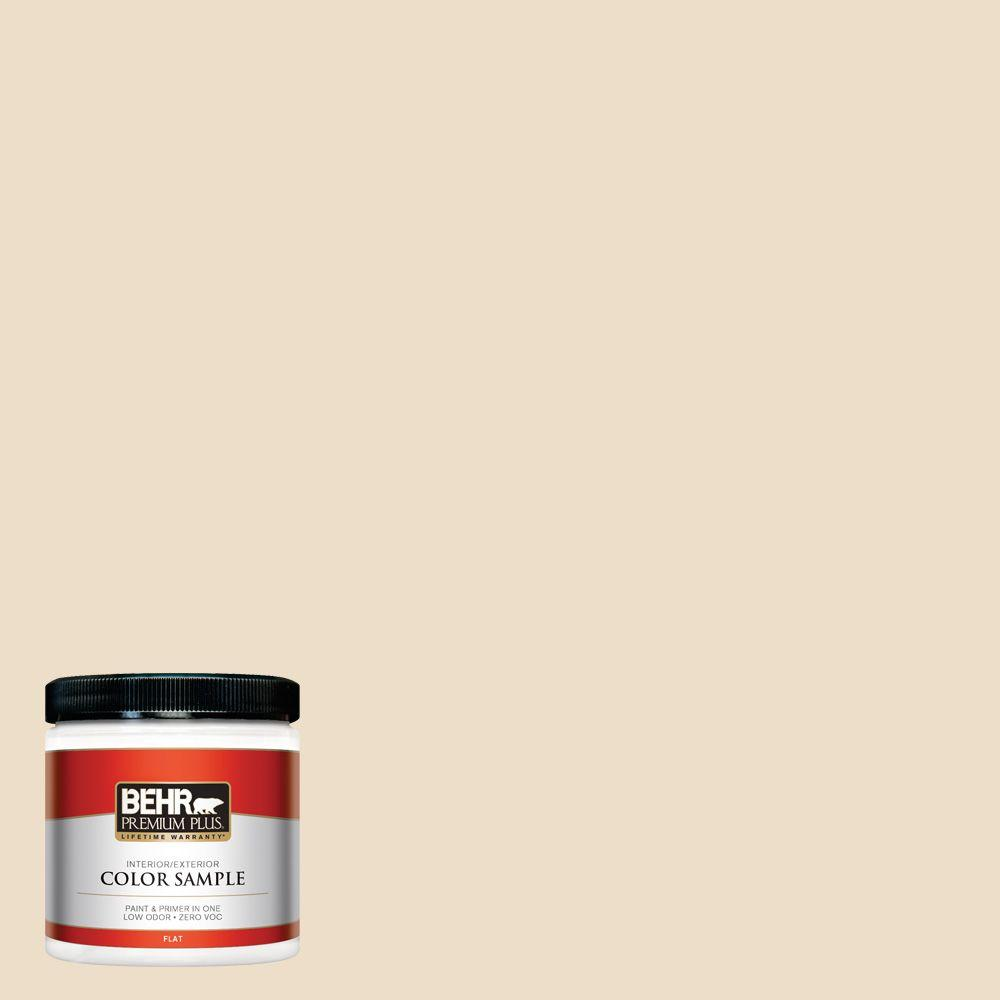 8 oz. #BXC-83 New Harvest Moon Interior/Exterior Paint Sample