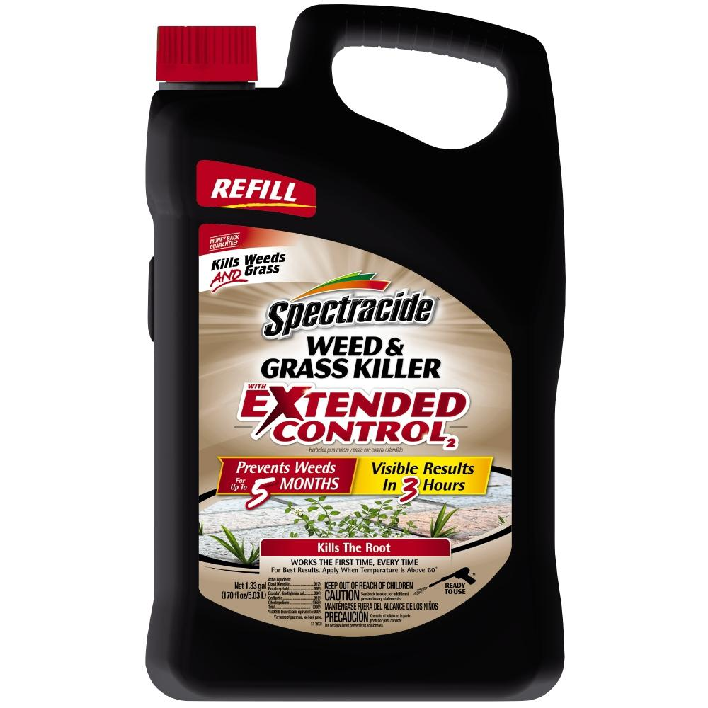 Spectracide Weed and Grass Killer 1.3 gal. Extended Control Refill