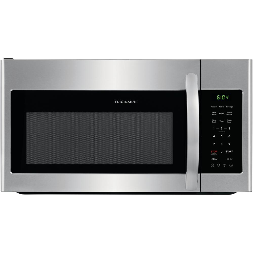 30 in. 1.8 cu. ft. Over the Range Microwave in Stainless Steel