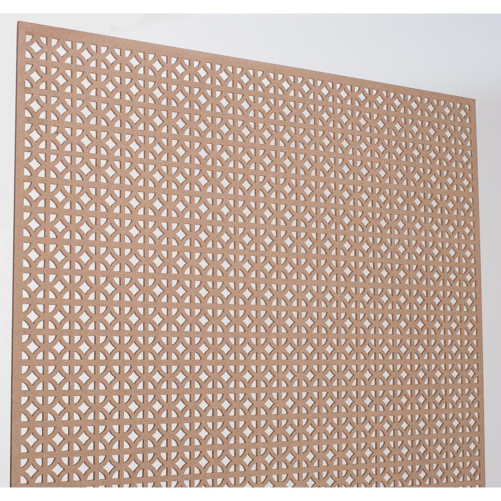 Decorative screens for radiators: sizes, photo