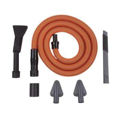 1-1/4 in. 7-Piece Premium Car Cleaning Accessory Kit for RIDGID Wet Dry Vacs