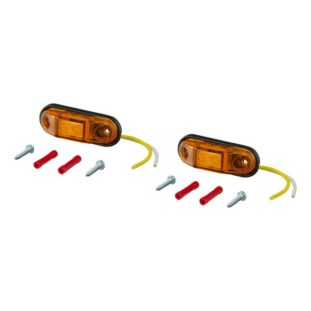 Jeep Fender Flare LED Side Markers