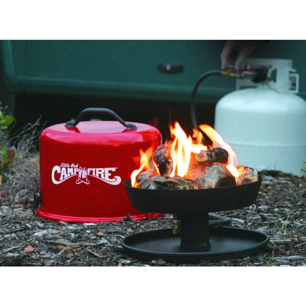 Camco Olympian Camp Fire 58031 The Home Depot