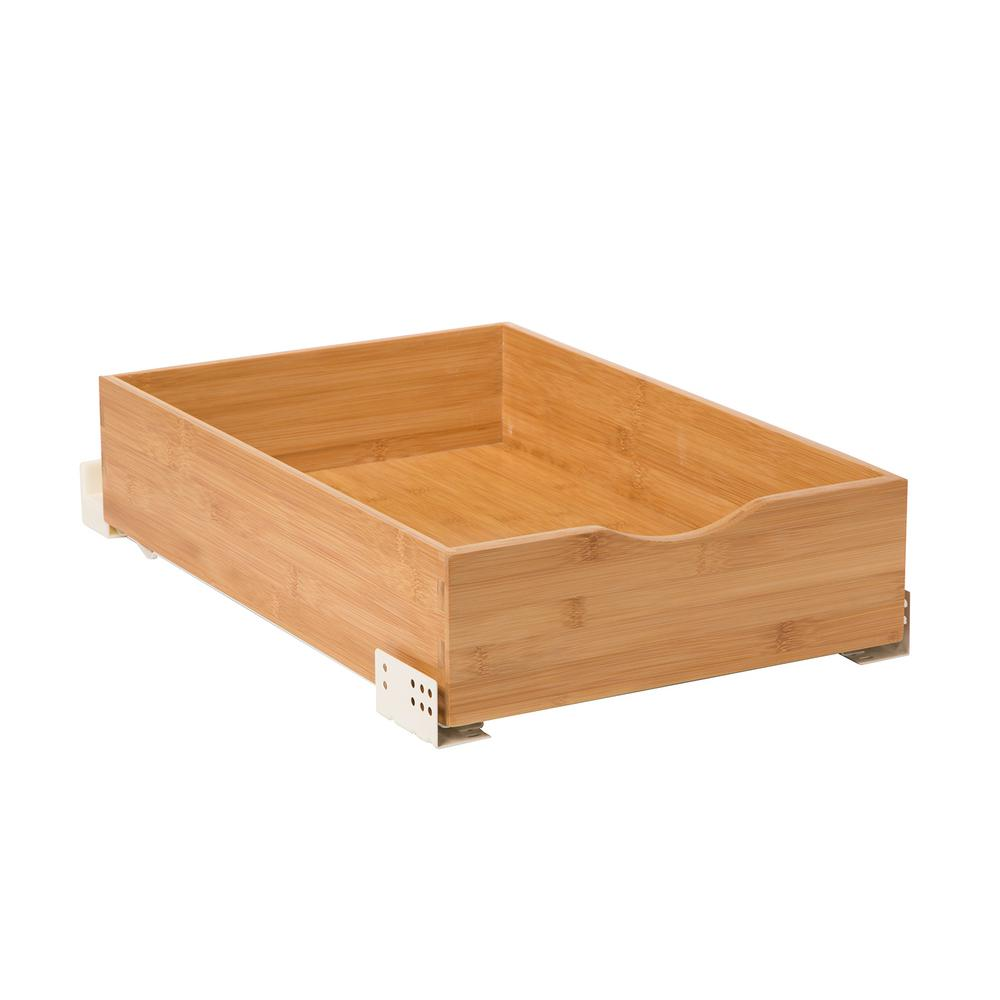 Home Decorators Collection 14 in. Bamboo Drawer