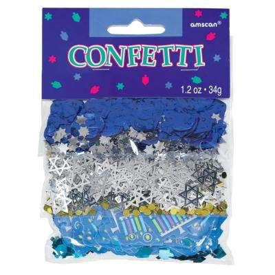 Hanukkah Confetti Mix (4-Pack)