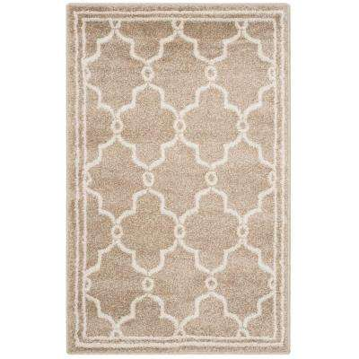 beige 3 x 5 outdoor rugs rugs the home depot