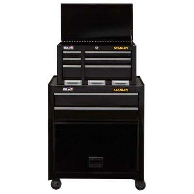 26 in. 8-Drawer Tool Chest and Cabinet Combo