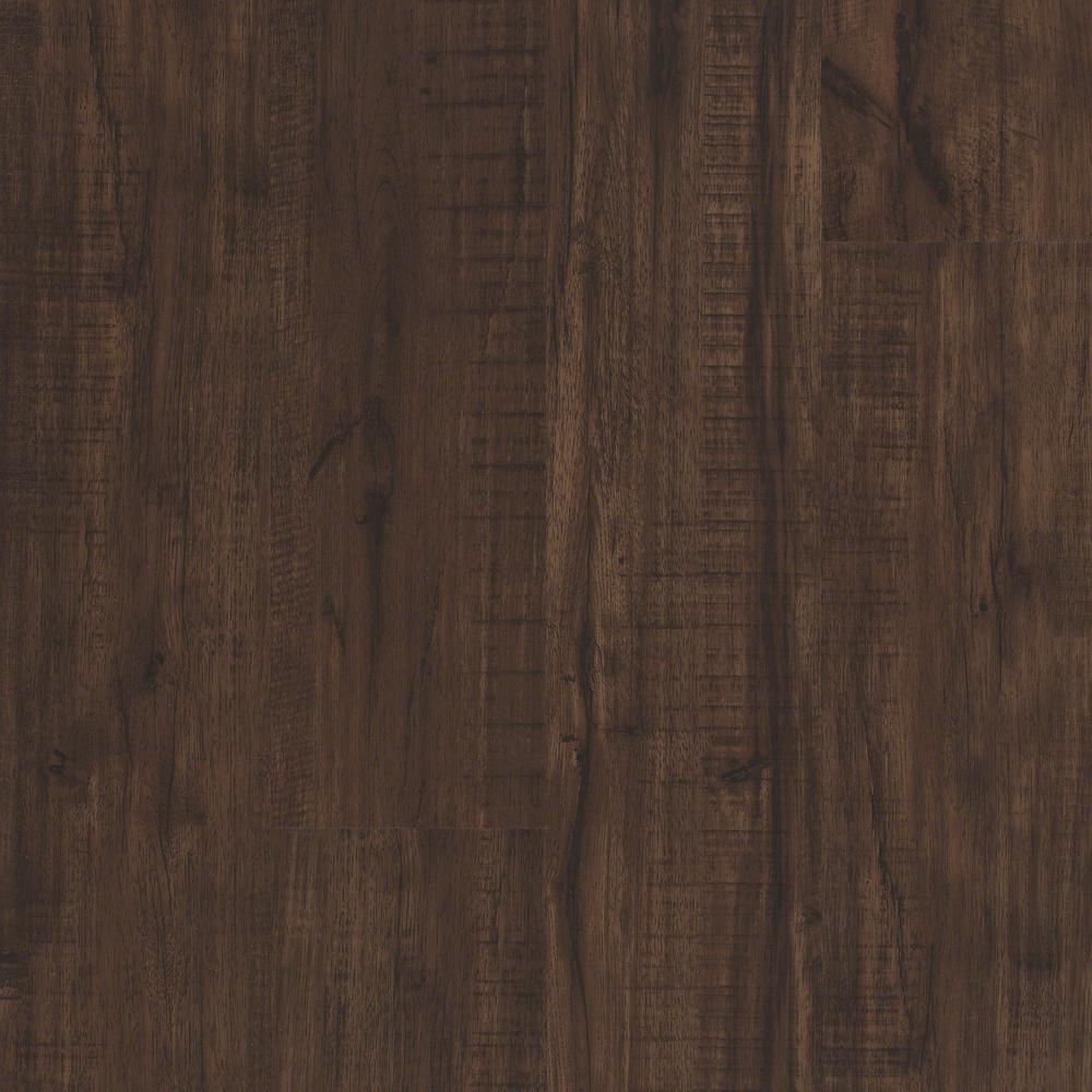 Jefferson 7 in. x 48 in. Cinnamon Resilient Vinyl Plank Flooring (18.68 sq. ft. / case)
