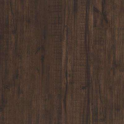 Jefferson 7 in. x 48 in. Cinnamon Resilient Vinyl Plank Flooring (18.68 sq. ft. / case)