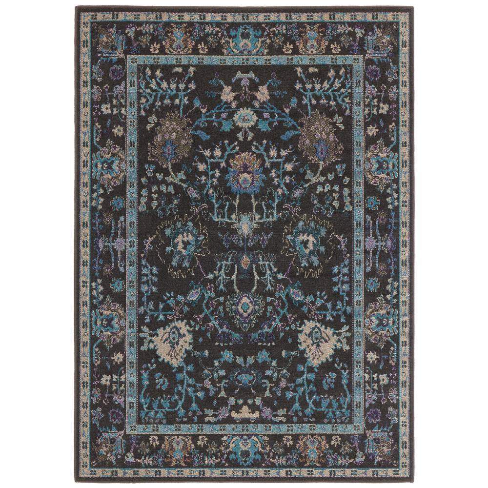Home Decorators Collection Overdye Gray 10 Ft X 12 Ft