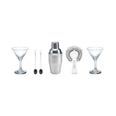 6-Piece Martini Set