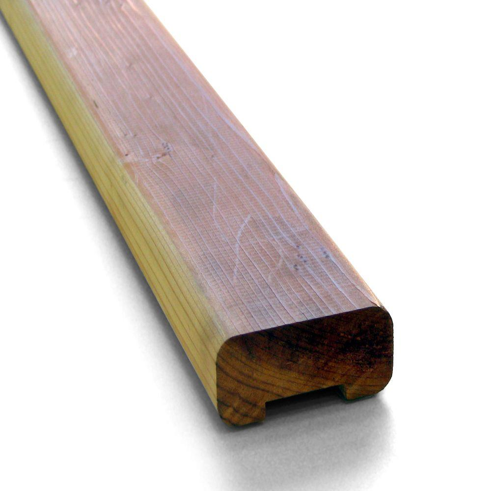 Home Depot Lumber Quote: Mendocino Forest Products 2 In  X 6 In  X 8