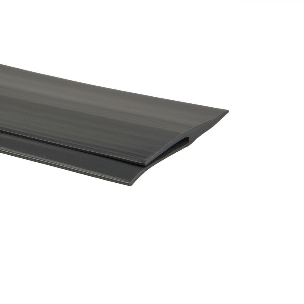 G Floor 25 Ft Length Slate Grey Mat Edge Trim Gfedge25sg The