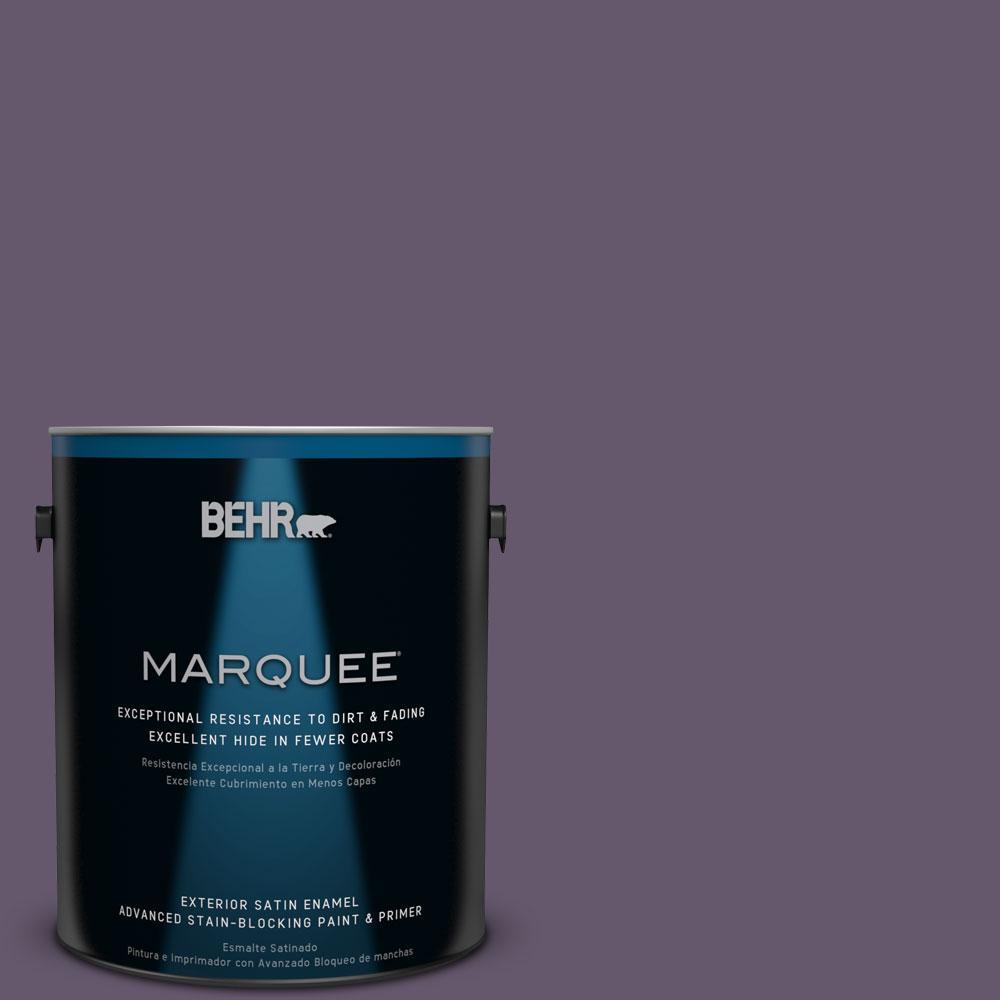 #PPU17-4 Darkest Grape Exterior Paint