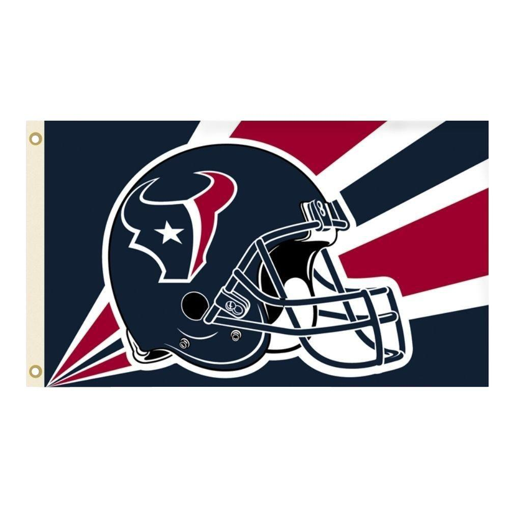 Annin Flagmakers 3 ft. x 5 ft. Polyester Houston Texans Flag