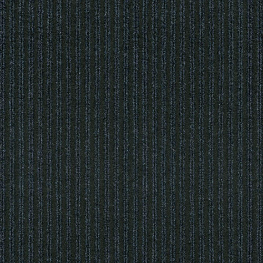TrafficMASTER Corduroy Midnight Blue/Black 18 in. x 18 in. Carpet Tiles (16 Tiles/Case)-DISCONTINUED