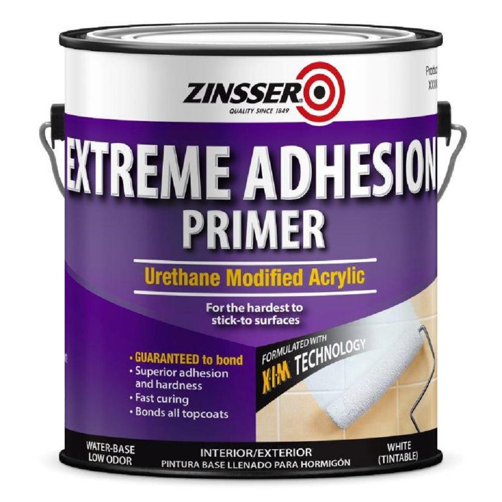 Zinsser 1 Gal. Extreme Adhesion Interior/Exterior Primer (2 Pack)