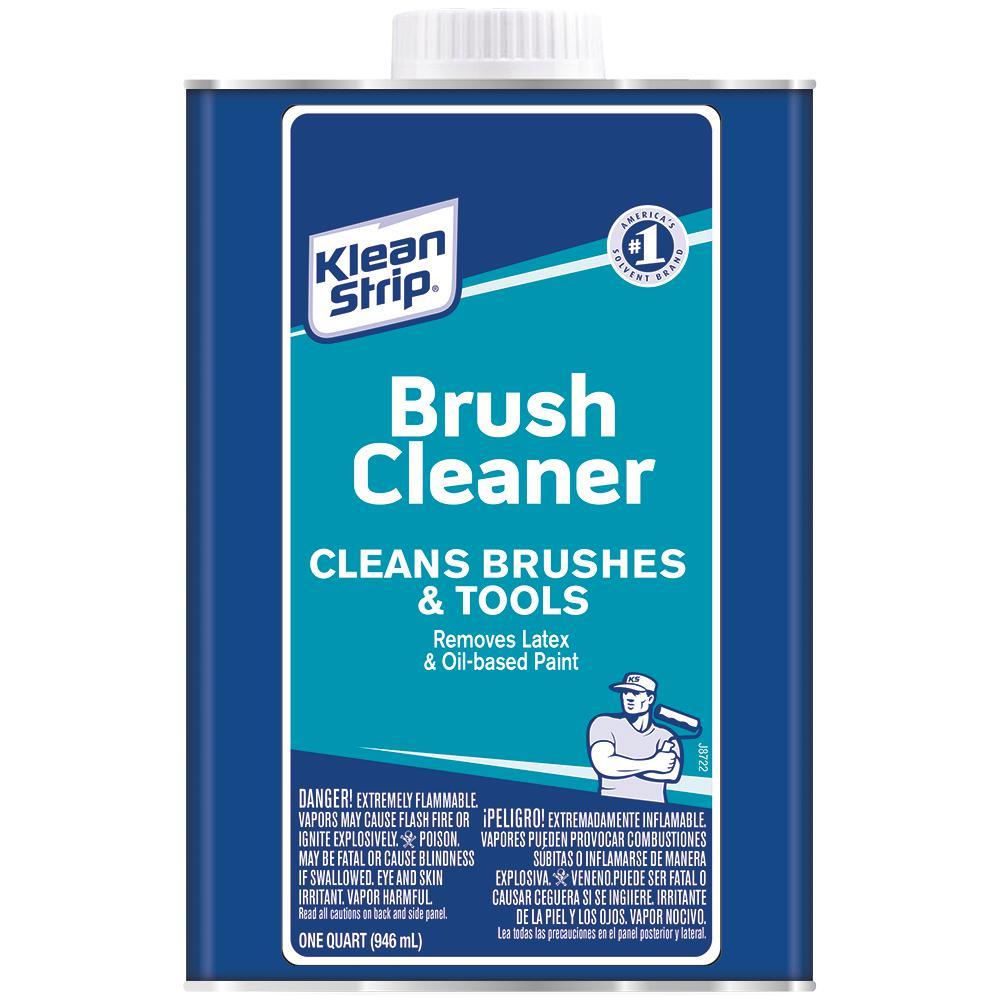 1 qt. Brush Cleaner