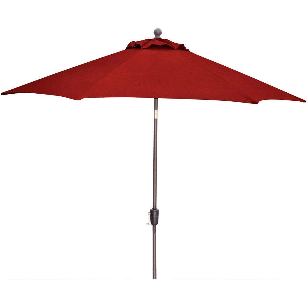Table Umbrella In Red