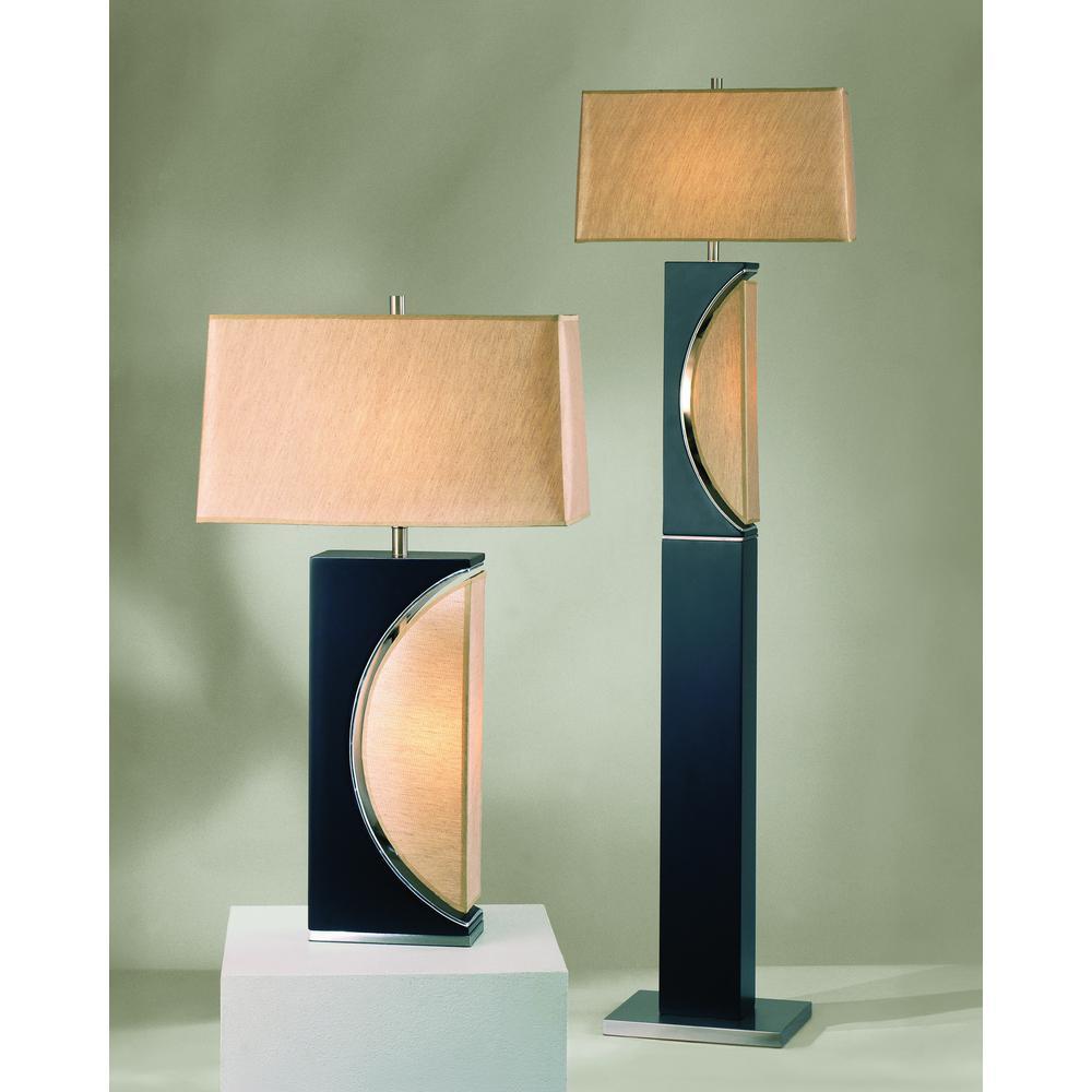 Nova Half Moon Floor Lamp 1736 The