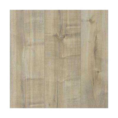 Ash 1/3 in. Thick x 7.68 in. Wide x 47.83 in. Length Laminate Flooring (20.40 sq. ft.)