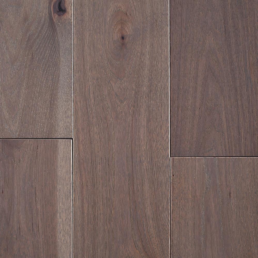 Blue Ridge Hardwood Flooring Hickory Morning Fog 3/4 in. Thick x 5 in. Wide x Random Length Solid Hardwood Flooring (20 sq. ft. / case)