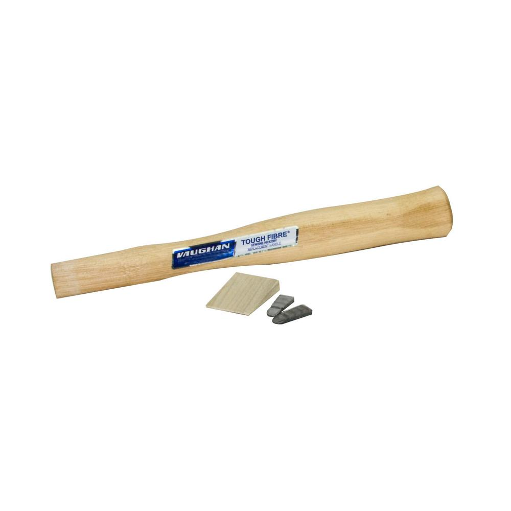 Bon Tool Hickory Replacement Handle For 16 Oz Brick Hammer 11 595 The Home Depot
