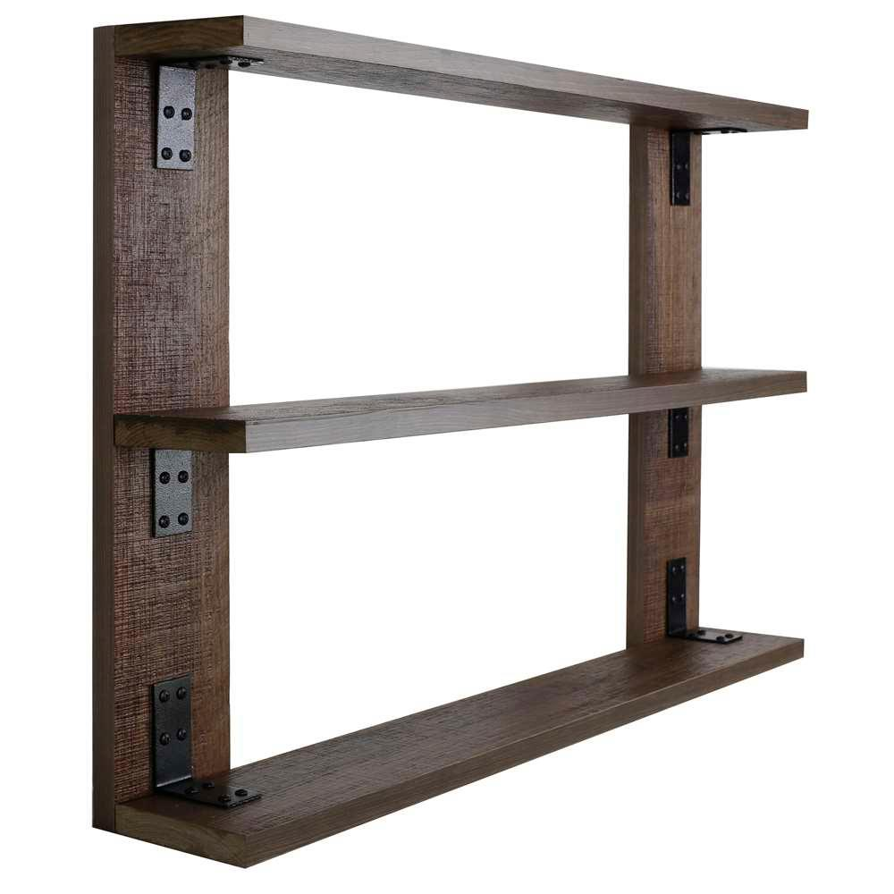 Unfinished Wood - Shelves & Shelf Brackets - Storage ...