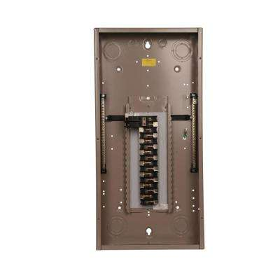 100 Amp 30 Spaces and 30 Circuits Type CH Indoor Main Breaker Loadcenter