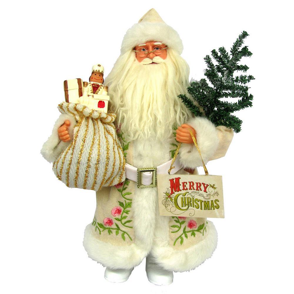 15 in. Victorian Times Santa