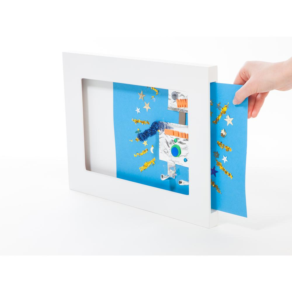 The Articulate Gallery Single Gallery Picture Frame, 9 by 12-Inch ...