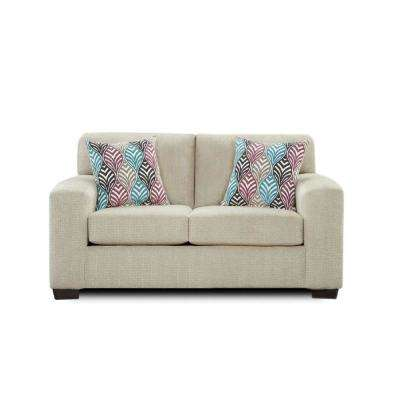 Michael Silverton Platinum Loveseat