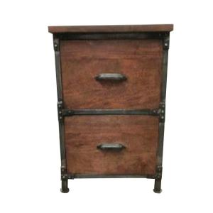 Lafayette Medium Brown File Cabinet