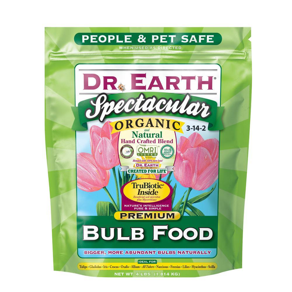 4 lb. Spectacular Bulb Food