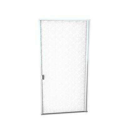 1000 Series 28-15/16 in. W x 65-1/16 in. H Semi-Frameless Pivot Shower Door in Polished Chrome with Pull Handle