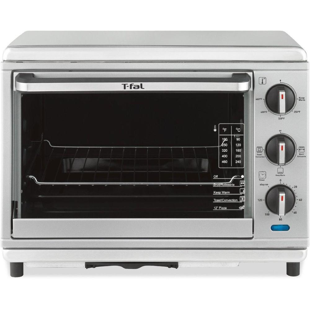 T-Fal Toaster Oven with Convection and Rotisserie