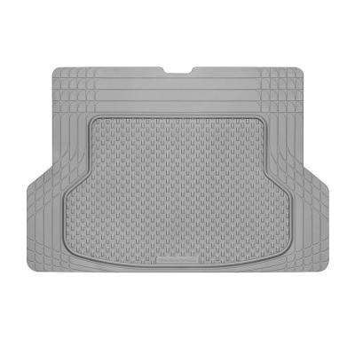 Grey 53 in. x 36 in. Rubber Cargo Mat